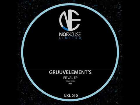 GruuvElement's - Pe Val (Ikee Remix)