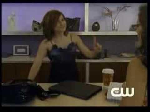 One Tree Hill - 601 - S6 Premiere Sneak Peek (Brooke & Millicent)