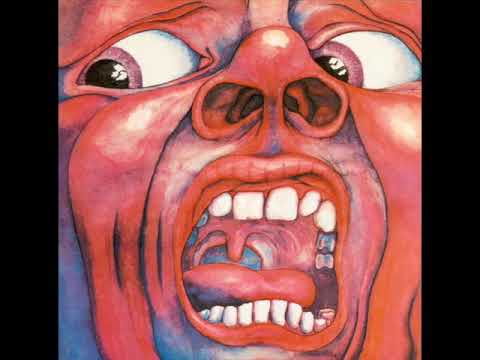 King Crimson - 21st Century Schizoid Man online metal music video by KING CRIMSON