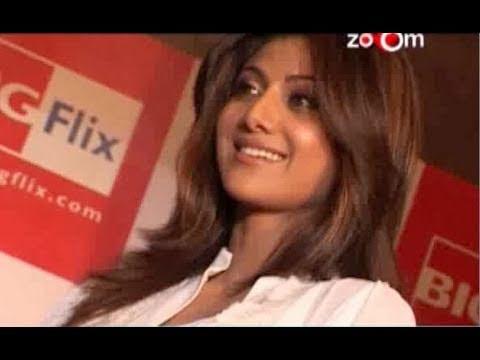 Shilpa Shetty shows her animal instincts