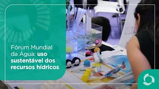 Renova Foundation at the World Water Forum – Rational and sustainable use of water resources