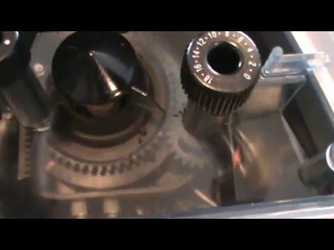 Gaggia Titanium Steam Valve Replacement