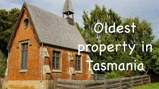 Longford Australia  city pictures gallery : Oldest Property in Tasmania: Brickendon Farm at Longford, Australia