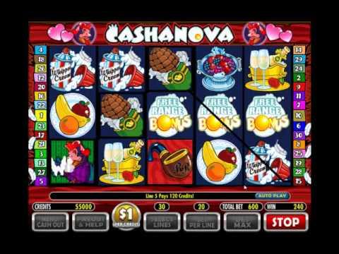 Cashanova - Slot English