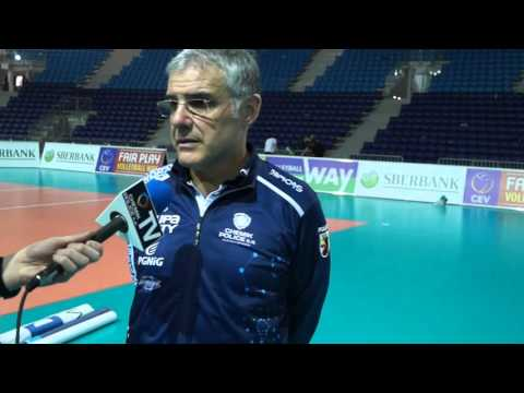Cuccarini: Brakuje nam regularnego treningu