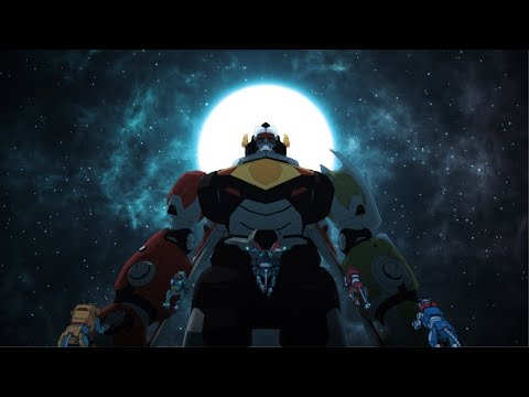 Voltron: Legendary Defender Season 3 (Clip)