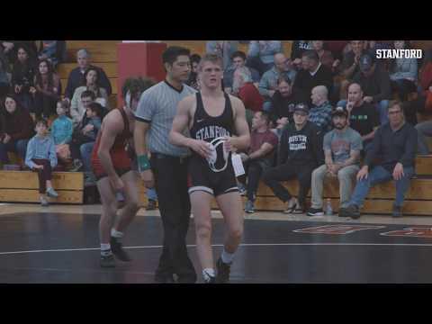 Stanford Wrestling vs. Utah Valley & Harvard [1.12.19]