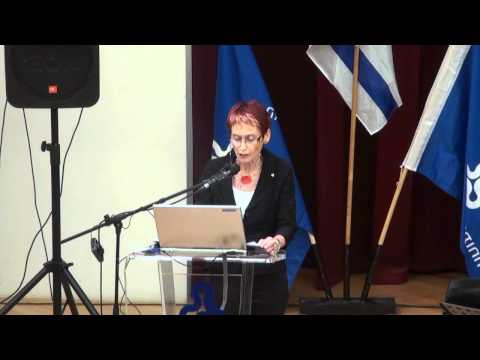 Judith Gal - Ressourcen: Eröffnungstag der Rally Remembrance