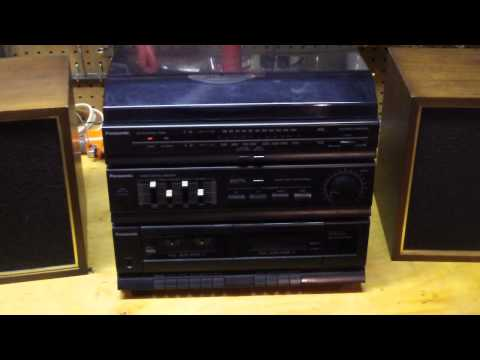 Old speakers make a newer stereo sound great!