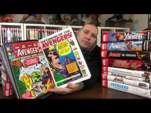 Every Avengers Omnibus Released So Far