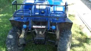 10. Polaris Fourwheeler 250 trail boss for sale