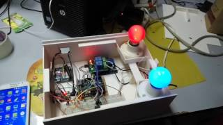 Download Lagu Home Automation using WiFi and GSM (IOT) Mp3