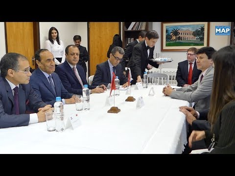 رئيس مجلس النواب الباراغوياني يؤكد التزام بلاده الواضح بدعم الوحدة الترابية للمغرب