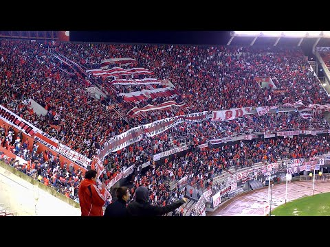 Video - DE LA MANO DEL MUÑECO - River Plate vs Liga de Quito - Copa Sudamericana 2015 - Los Borrachos del Tablón - River Plate - Argentina