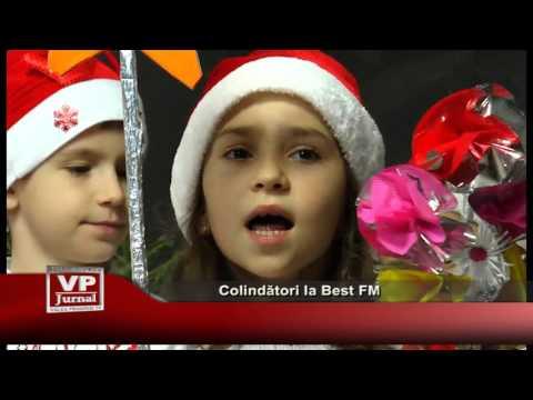 Colindatori la Best FM