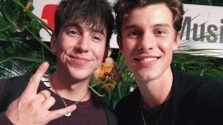 Meeting SHAWN MENDES!!