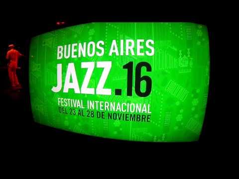 Festival de Jazz Buenos Aires 2016