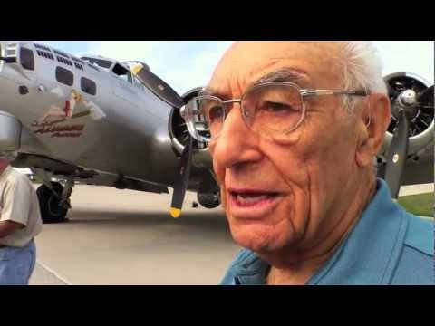 Video After 67 years, WWII pilot takes flight in B-17 download in MP3, 3GP, MP4, WEBM, AVI, FLV January 2017