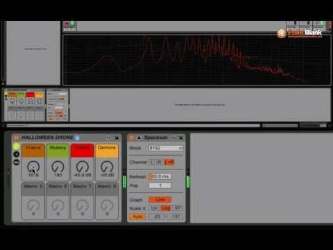 Create a Spooky Halloween Drone Synth in Ableton Live – Sound Design