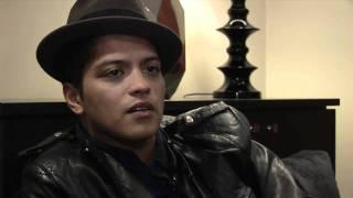 Interview Bruno Mars (part 1)