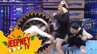 Video JeepneyTV: Kapamilya Hype Best Vice, Vhong and Jhong MP3, 3GP, MP4, WEBM, AVI, FLV November 2018