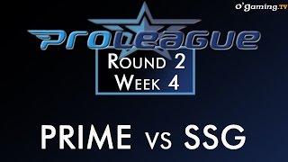2015 Proleague : Round 2 - Week 4 - PRIME vs SSG
