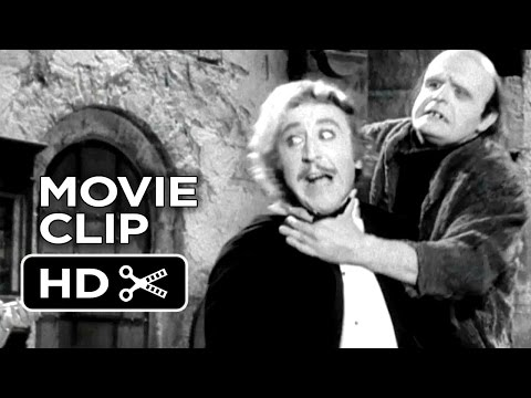 Young Frankenstein Movie CLIP - Sedative (2014) - Gene Wilder, Mel Brooks Blu-Ray Comedy Movie HD