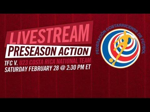 Video: Toronto FC vs. Costa Rica U23