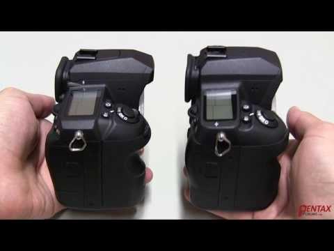 Pentax K-3 vs K-5 II Body Comparison
