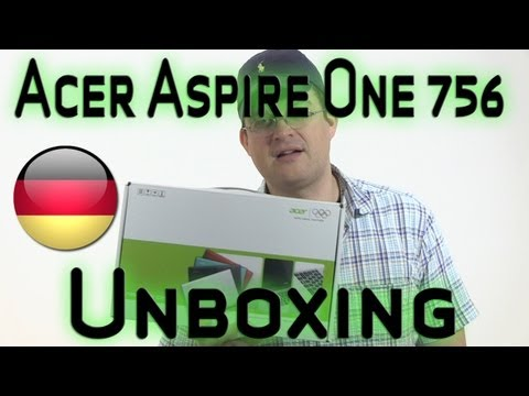 756 - Aspire One 756 bei Amazon: http://nbn.li/AAO756 Acer Aspire One 756 Unboxing - http://www.netbooknews.de - Wir packen fuer euch das neue Acer Aspire One 756 ...