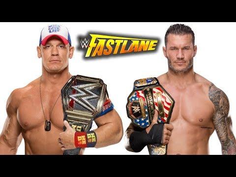10 Late Breaking Rumors WWE Fastlane 2018 - New WWE Champion John Cena?