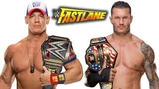 Video 10 Late Breaking Rumors WWE Fastlane 2018 - New WWE Champion John Cena? MP3, 3GP, MP4, WEBM, AVI, FLV Mei 2018