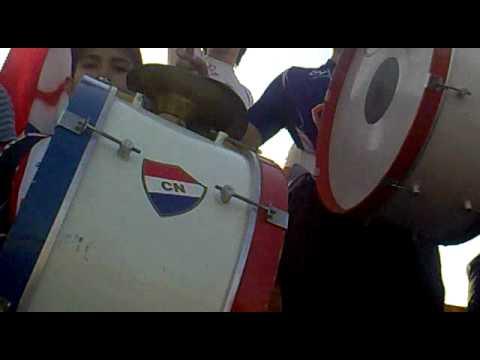 Yo te sigo a todas Partes  - Bombos -  La Gloriosa Garra Alba - Garra Alba - Club Nacional Paraguay