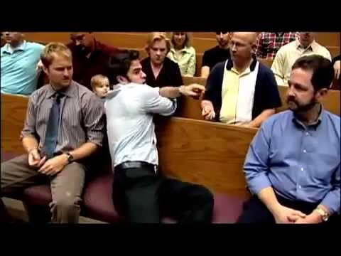 What NOT To Do in Church - Funny Video