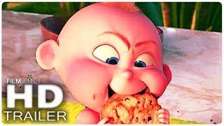 Video LOS INCREIBLES 2 Trailer 2 Español (2018) MP3, 3GP, MP4, WEBM, AVI, FLV Januari 2019