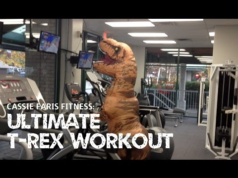 The T-Rex Workout [Video]