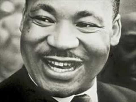 Happy MLK Day, A Song For A King!