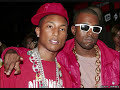 Pharrell – Number One ft Kayne West Instrumental