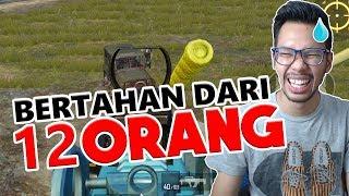 DI TABRAK 12 ORANG - PUBG MOBILE INDONESIA