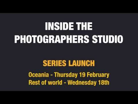 Inside The Photographers Studio - Teaser