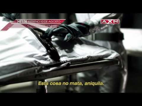 Helix - Nuevo tráiler Estreno 10 de agosto solo por AXN