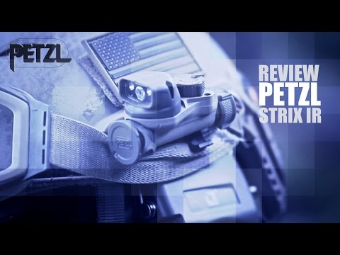 fr - AIRSOFT | REVIEW Fr | PETZL STRIX IR PETZL | STRIX IR dispo chez Tactical Equipements http://www.tactical-equipements.fr/frontales/7297-lampe-strix-ir-petzl.html http://www.tactical-equipe...