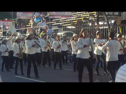 Festival de La Luz Costa Rica   2016 Banda Liceo Otilio Ulate Blanco