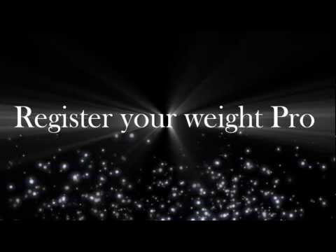 Video of Weight Recorder BMI PRO