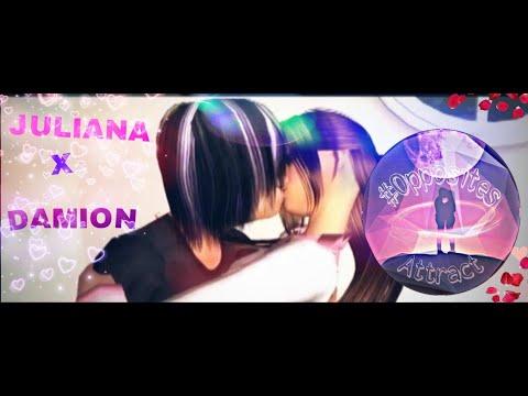 ~Juliana x Damion x Phil~ (fanmade video: dedication to thehontry1)) (видео)
