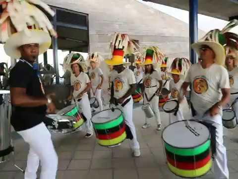 Comparsa Timba Acoró. Испания, о. Тенерифе