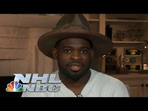 Video: P.K. Subban gives sneak peek of 'The PK Project' | NHL | NBC Sports