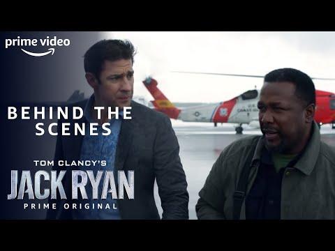 Behind the Scenes: James Greer - ein echter Badass | Jack Ryan | Prime Video DE
