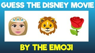 Video Can You Guess The Disney Movie By The Emojis? | Emoji Puzzles[Spot&Find] MP3, 3GP, MP4, WEBM, AVI, FLV Oktober 2018