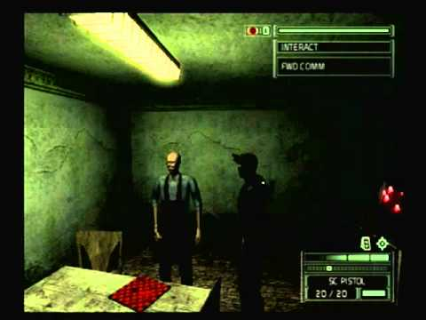 astuces splinter cell chaos theory playstation 2